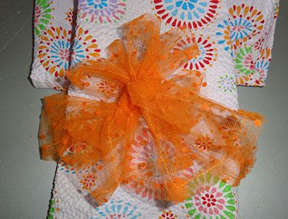 イタグレの浴衣帯結びアレンジ例