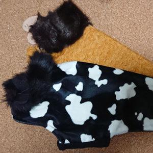 イタグレのコート2種